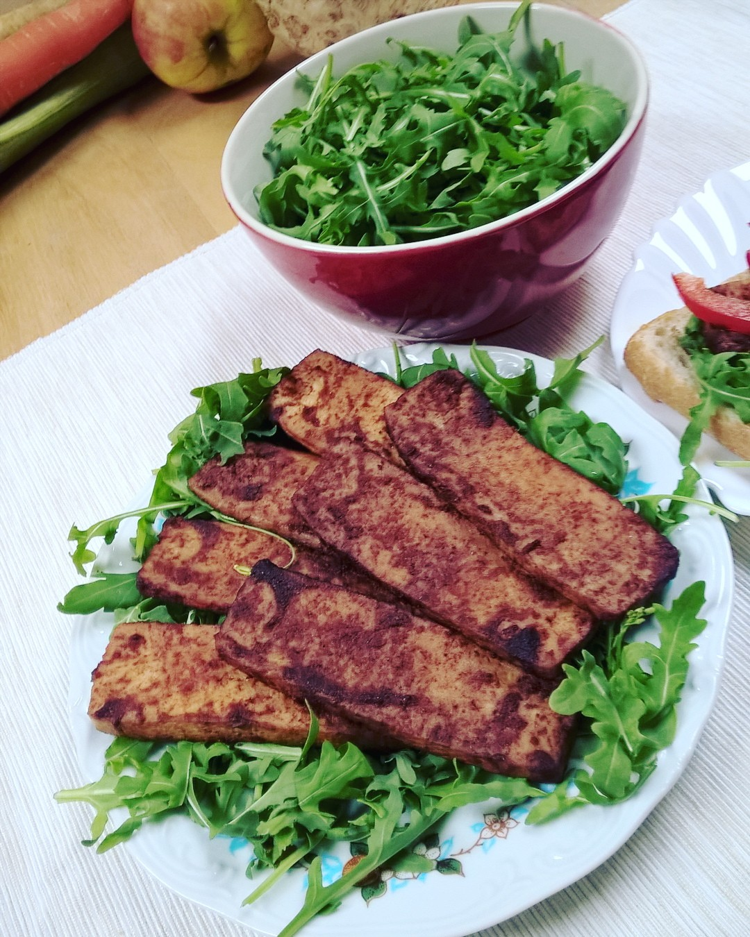 Boczek z tofu